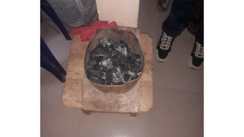 Charcoal fumes kills lady and her house help in Anambra. [Swipe] .