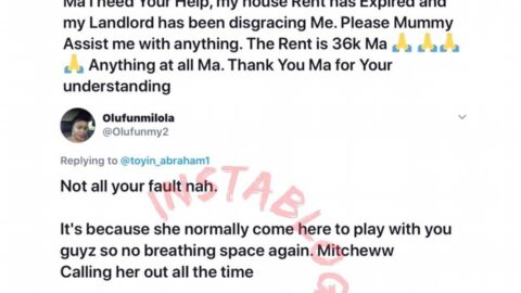 """""""It's frustrating. Do you think I pick money from the floor?,"""" Actress Toyin Abraham slams asks those always begging her for financial aid. [Swipe]"""