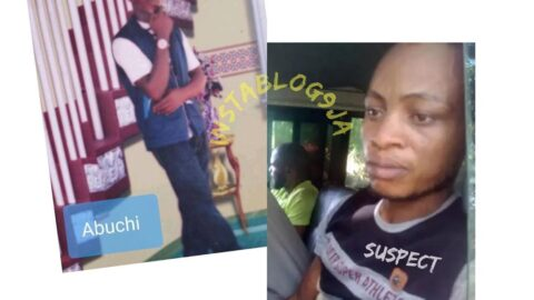 Man beheads his friend after seeing his N13m account balance .