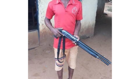 Graphic: With a gun obtained from his church, man shoots his bestie over N1,000 debt .