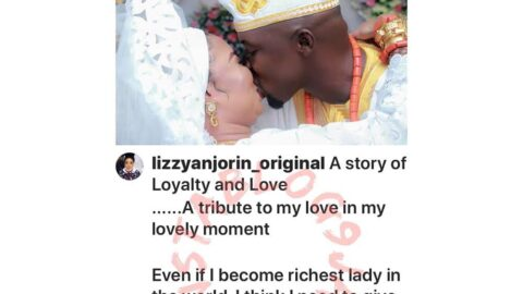 """""""A man I chose over you, stole the car you gave me"""" Actress Liz Anjorin recounts all the things her husband did for her in the 14yrs they dated before their marriage. [Swipe]"""
