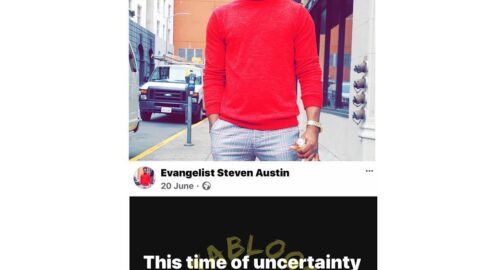 Nigerian evangelist killed by a reckless driver in the U.S .