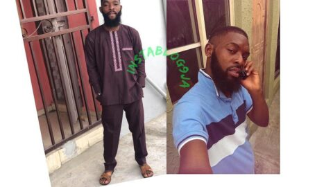 32-year-old man commits suicide in his mom's presence in Lagos