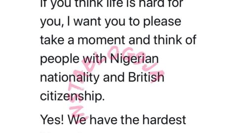 Nigerians with British citizenship have the hardest life at the moment — LGBTQ Activist Bisi Alimi