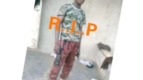 Man stabs self to death after fiancee abandoned him for another man .