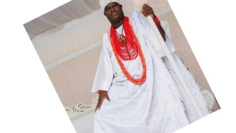 """It's unfair to call """"Osun"""" devotees , idol worshippers – Ooni of Ife ."""
