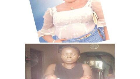 After waiting 18yrs for a child, Nigerian woman dies 3 days after birthing a set of twins .