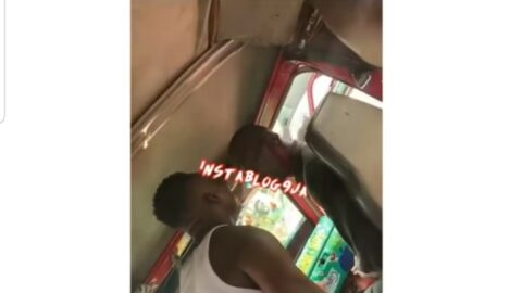 Bus driver punches passenger as they bicker over N50 in Benin, Edo State