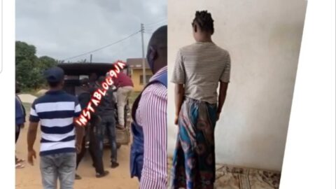 Two men arrested for defiling a 15yr old orphan in Delta .