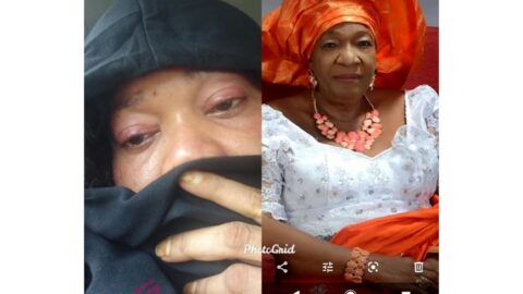 Veteran Actress Chinyere Wilfred loses mom