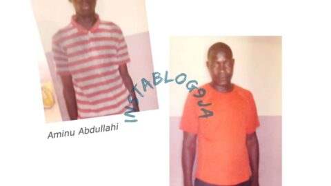 Two men arrested for raping two underage girls in Adamawa .