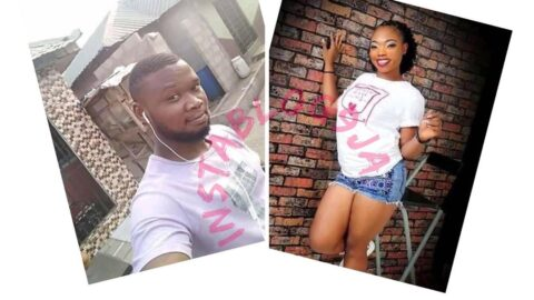 GRAPHIC: 24-yr-old girl stabs boyfriend to death over cheating in Lagos .