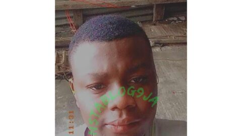 Graphic: Commercial tricyclistallegedly killed by Police officers in Warri .