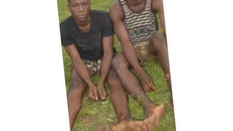 Two siblings arrested for gang-raping their stranded 13-year-old cousin .