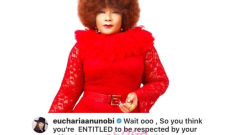 You aren't entitled to be respected by your wife if you don't respect her – Actress Eucharia Anunobi [Swipe]