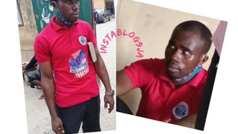 Pastor arrested for allegedly raping and impregnating two sisters in Lagos