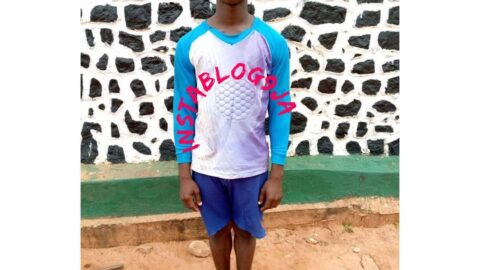21-yr-old gay boy arrested for raping two underage boys in Anambra . .