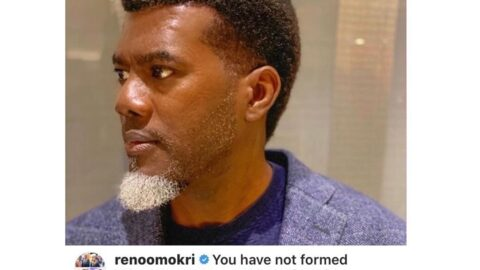 Rather than copy what would bring us progress, Nigerians copy what would breed degeneracy — Reno Omokri [Swipe]