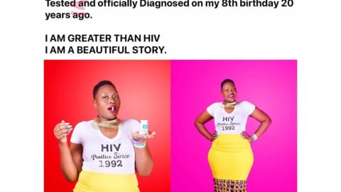 """""""I'm greater than HIV,"""" says Communications Executive, Doreen, who has been positive since birth"""