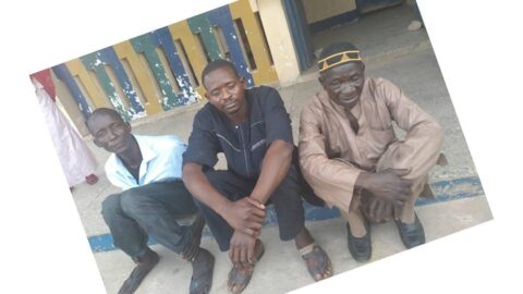 Police arrest 65yrs old Man, two others for gang-raping an 11-yr-old girl in Taraba State  .