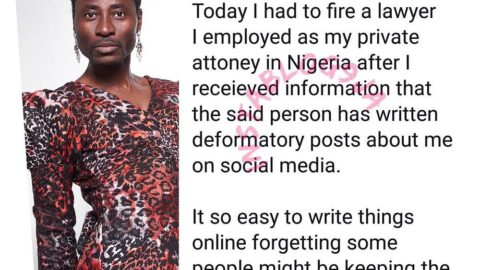 Why I fired by private attorney in Nigeria — Activist Bisi Alimi