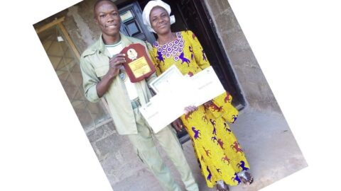 Boy who wrote O'level exams 17 times in 5yrs, reveals the sacrifices made by his mom .