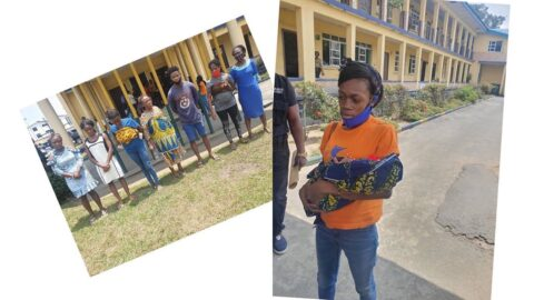 Police aborts sale of day old baby for N900k in Rivers State . .