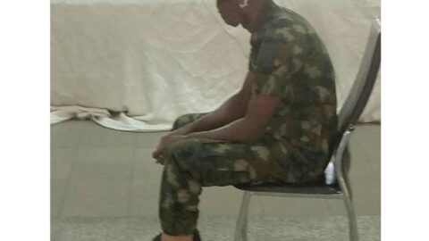 Soldier jailed 55 years for killing, robbing a WHO staff in Zamfara . .