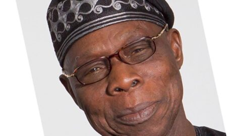 Squeeze out the old people in office — Obasanjo tells Nigerian youth .