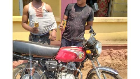 We come from Anambra to drug Ogun riders to sleep and steal their bikes — Suspects .