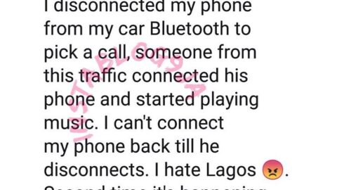 Makeup artist shares her frustrating traffic experience in Lagos State