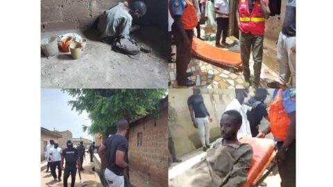Police rescues another 32-yr-old man locked up in a room by parents for 15yrs in Kano