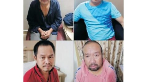 Four abducted Chinese regain freedom after 26 days in Cross River .