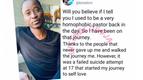 I used to be a very homophobic pastor — Gay activist, Bisi Alimi