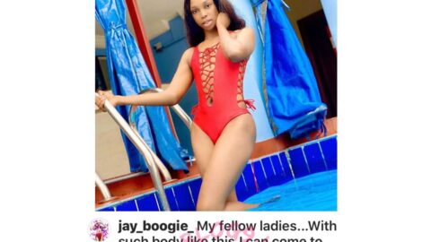 """""""I can come to your wedding and steal your man,"""" Crossdresser Jay Boogie tells ladies"""