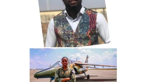 Suspected killer of Nigeria's female combat helicopter pilot, charged with culpable homicide .