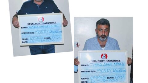 Cash Smuggling: Two Lebanese jailed, forfeit $890,000 to the FG