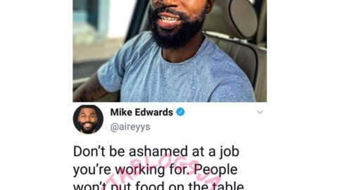 Don't show off to go broke — BBN's Mike Edwards