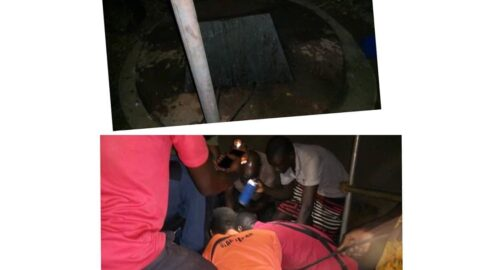 3-yr-old falls, dies while playing on a poorly covered well in Lagos
