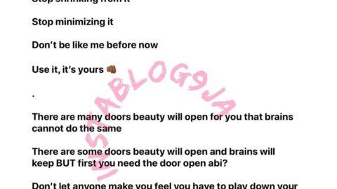 Beauty will open doors that brain can't open for you. Use it — Author Natalie Usen