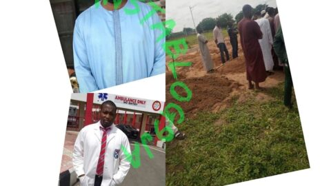 25yr old medical doctorallegedly commits suicide during Housemanship .