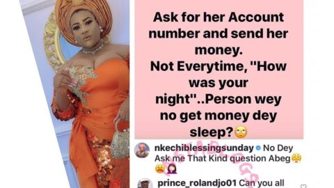 No man has ever bought me ordinary food before, talk less of a car or house — Actress Nkechi Blessing. [Swipe]