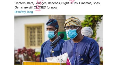 COVID-19: Businesses in the hospitality and tourism sector remain closed in Lagos State