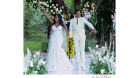 Actress Niecy divorces her husband, marries the lady that sang at her last marriage