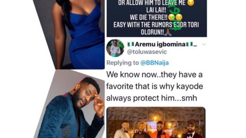 If I should date Ebuka, I wouldn't leave him or allow him leave me — Reality TV Star, Cee-C