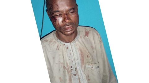 After allegedly being pardoned by the government, serial rapist defiles a 4-yr-old girl inside a mosque .