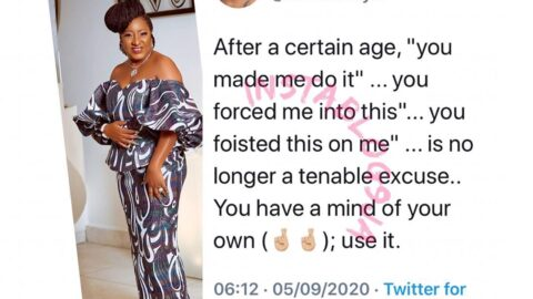 After a certain age, some excuses are no longer tenable — Actress Iretiola Doyle