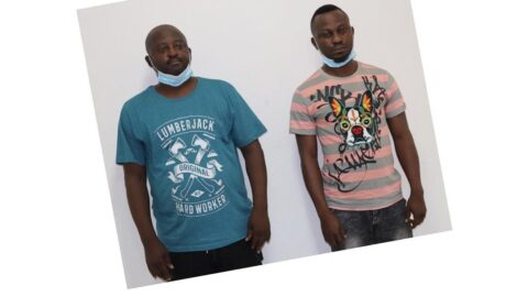 COVID-19 : Two Nigerian arrested for defrauding a German company of 14.7 million euros (N6.6b)