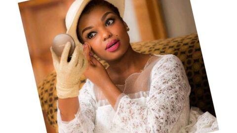 Actress Mdeliswa shot dead while trying to settle a dispute involving her brother .