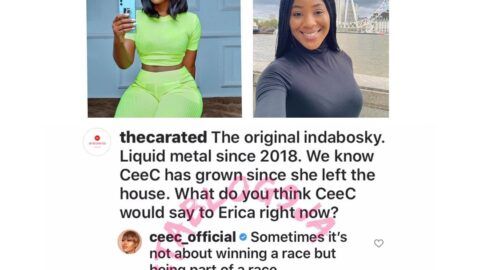 BBN disqualification: Cee-C pens heartfelt message to Erica